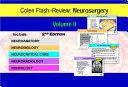 2nd Ed. Colen Flash-Review: Neurosurgery -Vol 2