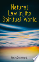 Natural Law in the Spiritual World