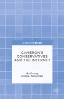 Pdf Cameron's Conservatives and the Internet Telecharger