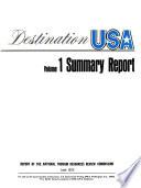 Destination USA  Report  Summary report