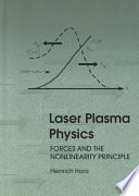 Laser Plasma Physics Book PDF