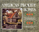 America s Favorite Homes