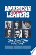 American Political Leaders