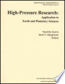 High-pressure Research