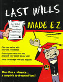 Last Wills Made E Z
