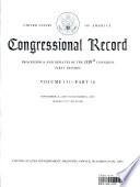 Congressional Record, V. 151, Pt. 16, September 26 to October 6, 2005