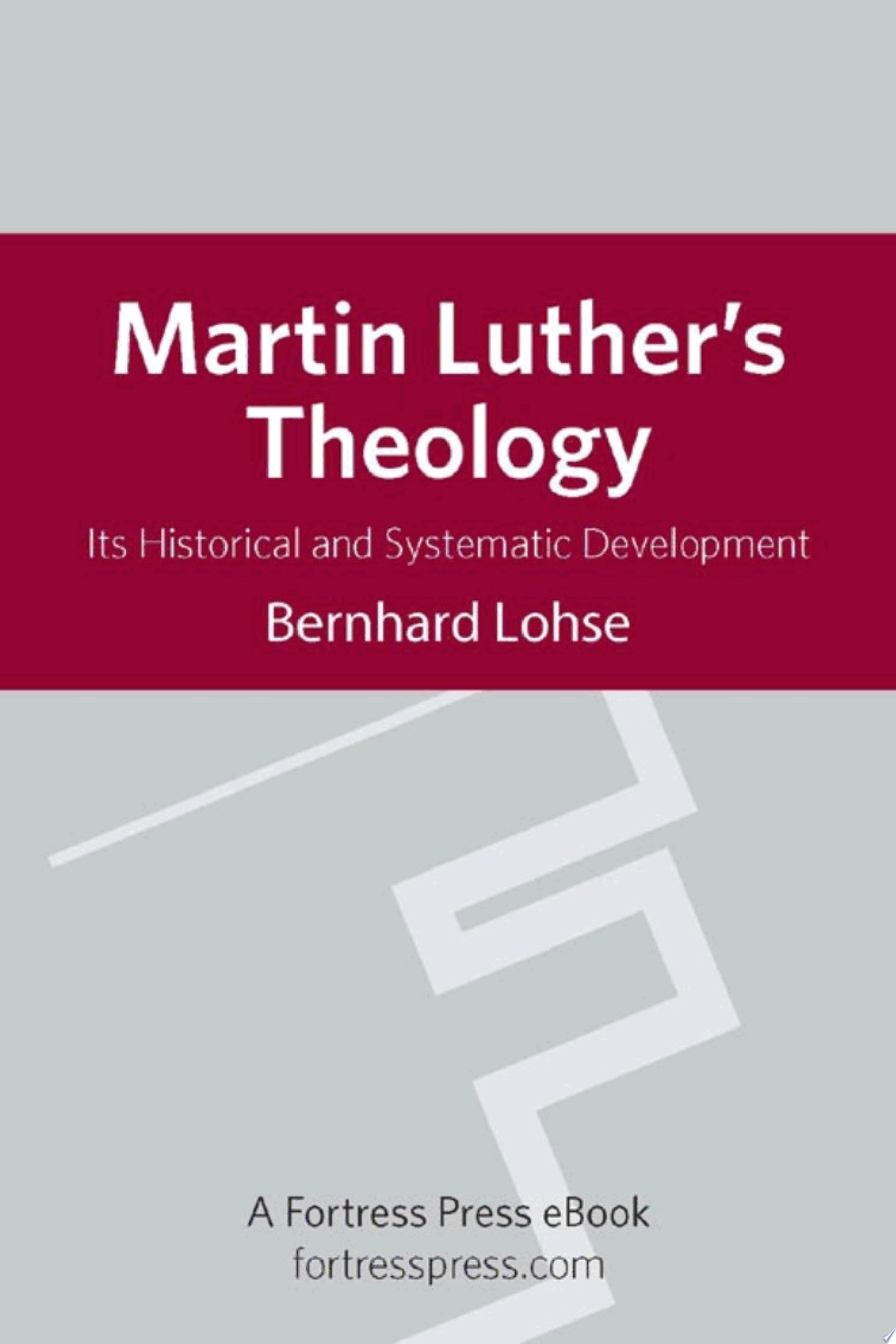 Martin Luther s Theology