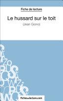 Pdf Le hussard sur le toit de Jean Giono Fiche de lecture) Telecharger