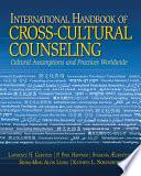 International Handbook of Cross Cultural Counseling Book