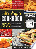 Air Fryer Cookbook #2020