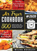 Air Fryer Cookbook #2020