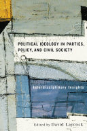 Political Ideology in Parties, Policy, and Civil Society Pdf/ePub eBook