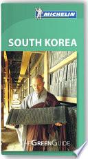 """Michelin Green Guide South Korea"" by Michelin"