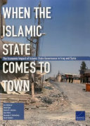 Download When the Islamic State Comes to Town PDF