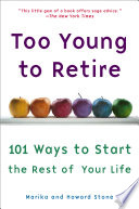 Too Young To Retire Book PDF