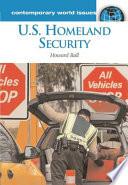 U S Homeland Security Book PDF