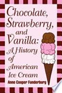 Chocolate Strawberry And Vanilla