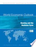 World Economic Outlook, April 2008
