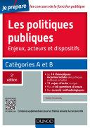 Les politiques publiques - 3e éd.