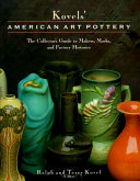 Kovels  American Art Pottery