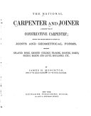 The National Carpenter and Joiner