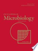 Encyclopedia Of Microbiology Book PDF