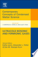 Ultracold Bosonic And Fermionic Gases Book PDF