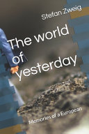 The World of Yesterday Book PDF