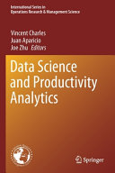 Data Science and Productivity Analytics Book