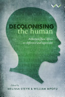 Decolonising the Human Pdf/ePub eBook
