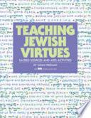 Teaching Jewish Virtues