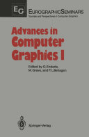 Advances in Computer Graphics I