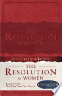 The Resolution for Women, LeatherTouch