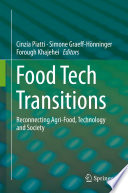 Food Tech Transitions Book PDF