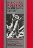 Racial Politics in American Cities