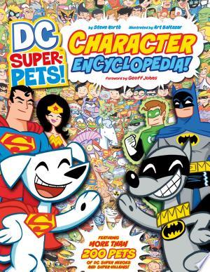 DC+Super-Pets+Character+Encyclopedia