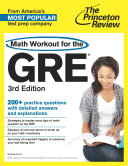 Math Workout for the GRE, 3rd Edition