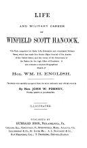 Life and Military Career of Winfield Scott Hancock