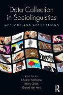 Data Collection in Sociolinguistics