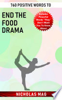 760 Positive Words To End The Food Drama