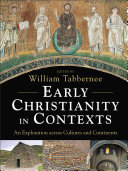 Early Christianity in Contexts Pdf/ePub eBook