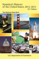 Statistical Abstract Of The United States 2012 2013