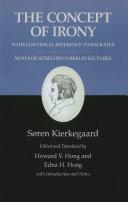 Kierkegaard s Writings  II  Volume 2