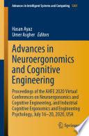 Advances in Neuroergonomics and Cognitive Engineering Book