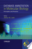 Database Annotation in Molecular Biology