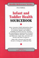 Infant and Toddler Health Sourcebook Book PDF