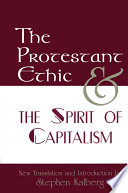 The Protestant Ethic And The Spirit Of Capitalism [Pdf/ePub] eBook