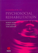 Handbook of Psychosocial Rehabilitation