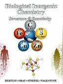 Biological Inorganic Chemistry Book