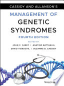 Cassidy and Allanson s Management of Genetic Syndromes